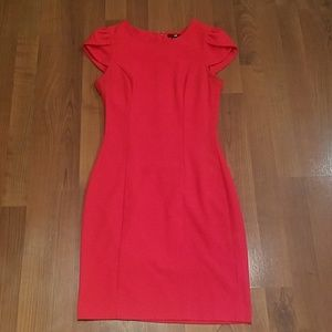 H&m Little Red Dress (Size 4)
